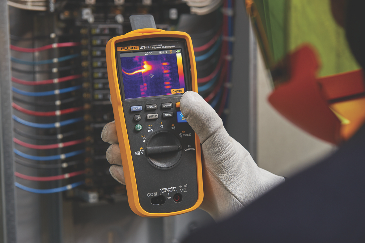 Thermal Multimeter Integrates Two Test Tools Into One