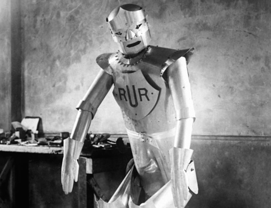 Eric, Britain's first robot