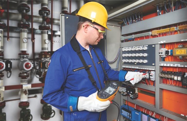 M0416fl - Fluke 1664 FC Multifunction Installation Tester