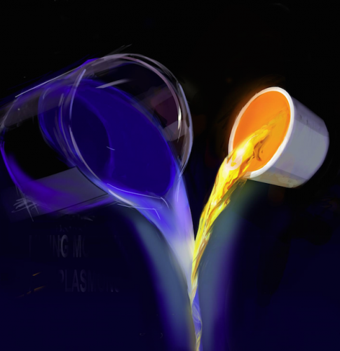 (Credit: Yi Ju/University of Cambridge NanoPhotonics)