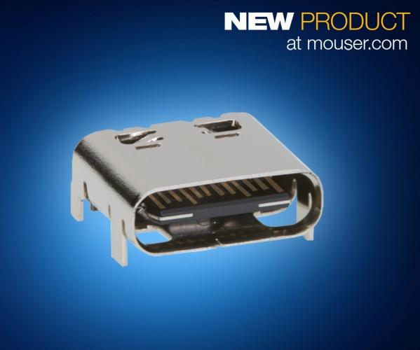 Mouser - Molex USB Type-C Solutions