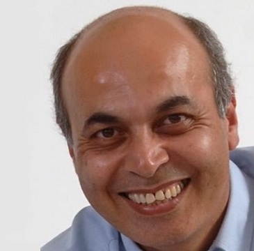 Blatchford's team leader and techncal director Prof Saeed Zahedi