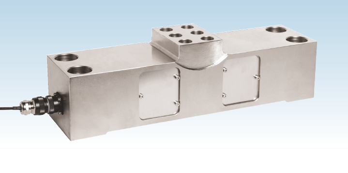 Double Shear Beam Load Cell For High Temperature