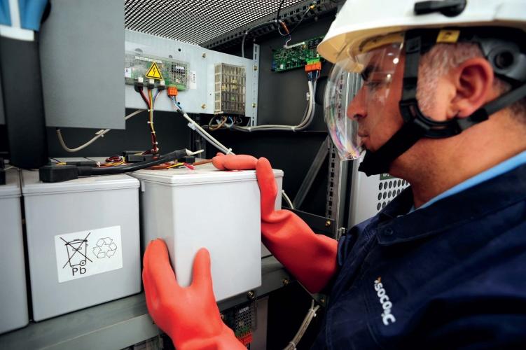 Socomec UPS Battery Replacement appli_732_a