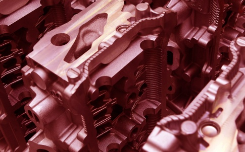Grainger & Worrall casts engine blocks and cylinder heads for many high-performance marques