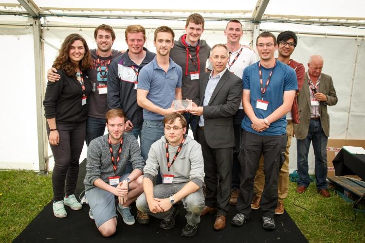 Loughborough team (Credit peterjones.photography)