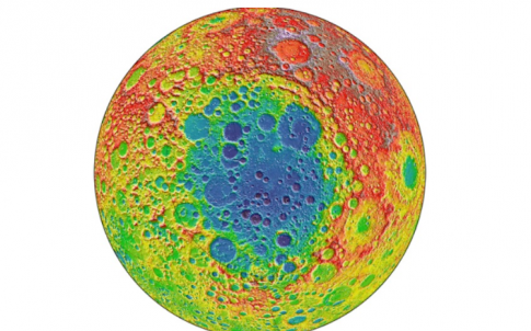 Moon_lunar_south pole
