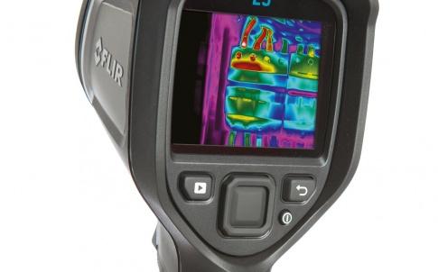 FLIR E5 thermal camera