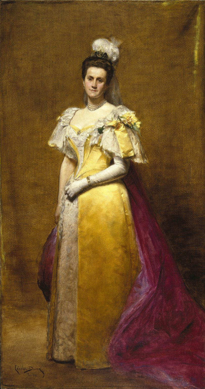 Emily Warren Roebling who took on the management of Brooklyn Bridge after her husband's injury
