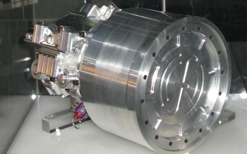 A Formula 1 flywheel energy recovery system (Credit: GFDL via CC)