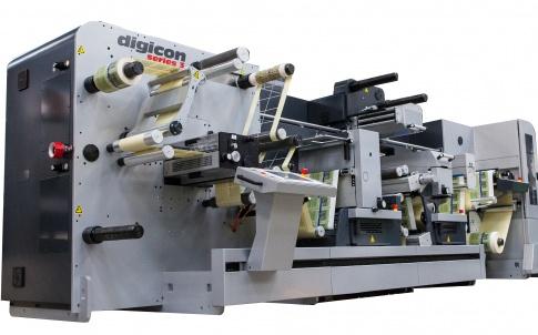 AB Graphic - Digicon Series 3 Full Machine