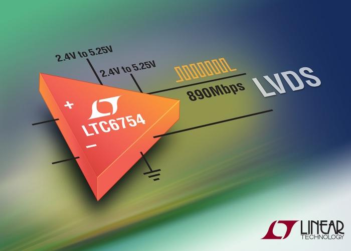 Linear-LTC6754