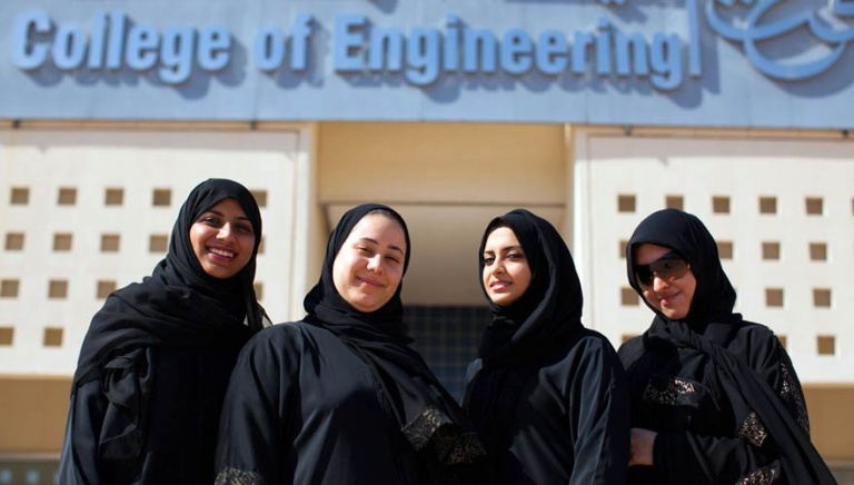 the islamic world and women Other muslim-majority states with notably more women university students than men include kuwait, where 41% of females attend university compared with 18% of males bahrain, where the ratio of women to men in tertiary education is 218:1 brunei darussalam, where 33% of women enroll at university vis à vis 18% of men tunisia.