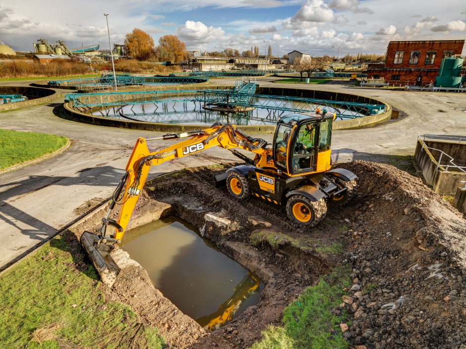 Digging up the future with JCB | The Engineer The Engineer