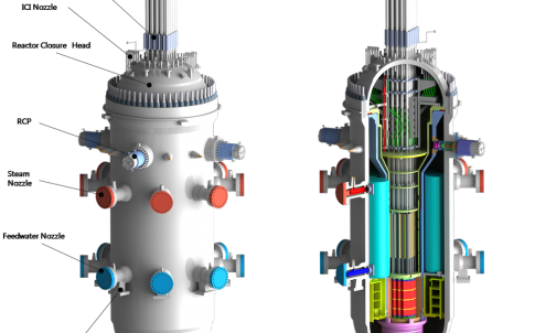 Are small modular reactors the future of nuclear? Image: American Nuclear Society