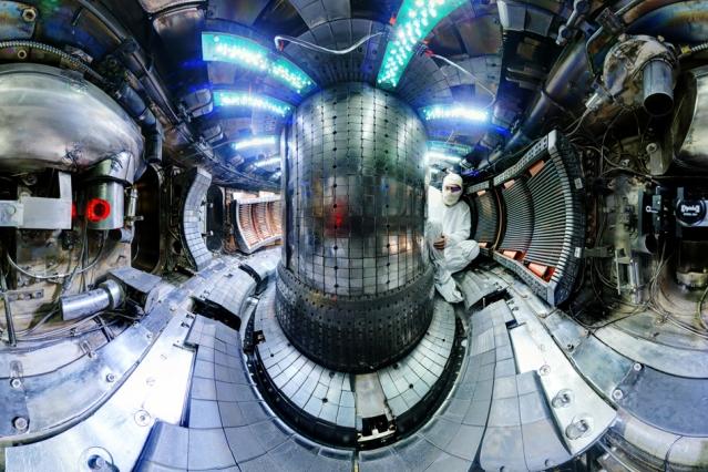 (Credit: Bob Mumgaard/Plasma Science and Fusion Center)