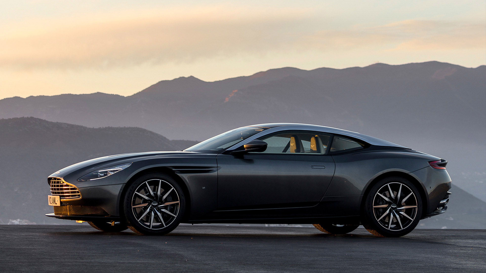 The Aston-Martn DB11 is claimed to be the company's mst powerful, fuel-efficient as fastest-accelerating model ever