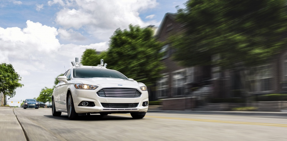 Ford Driverless