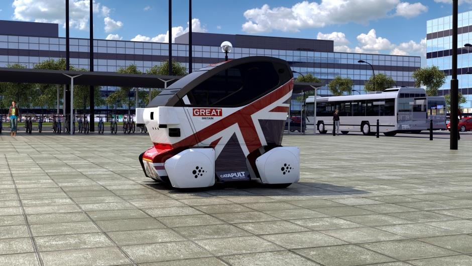 pod-car