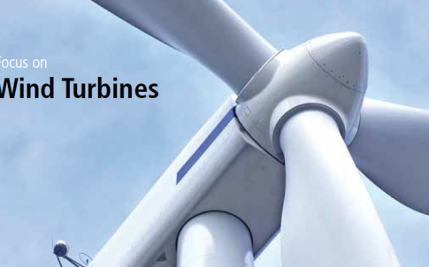 linear actuators for wind turbines