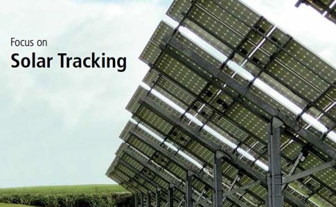 Linear actuators solar tracking