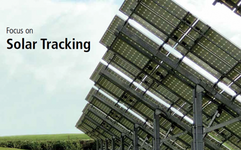 Linear actuators solar tracking