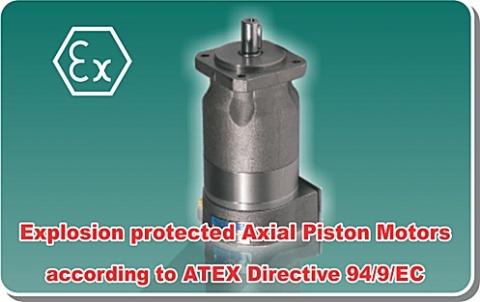 axial piston motors from jbj Techniques