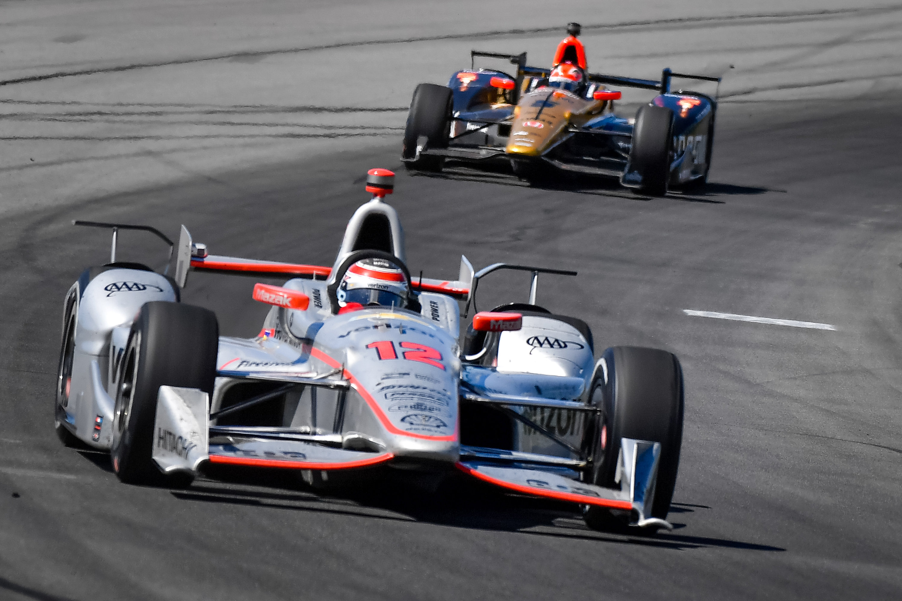 the Chevolet Indycar V6 engine is developed by Ilmor
