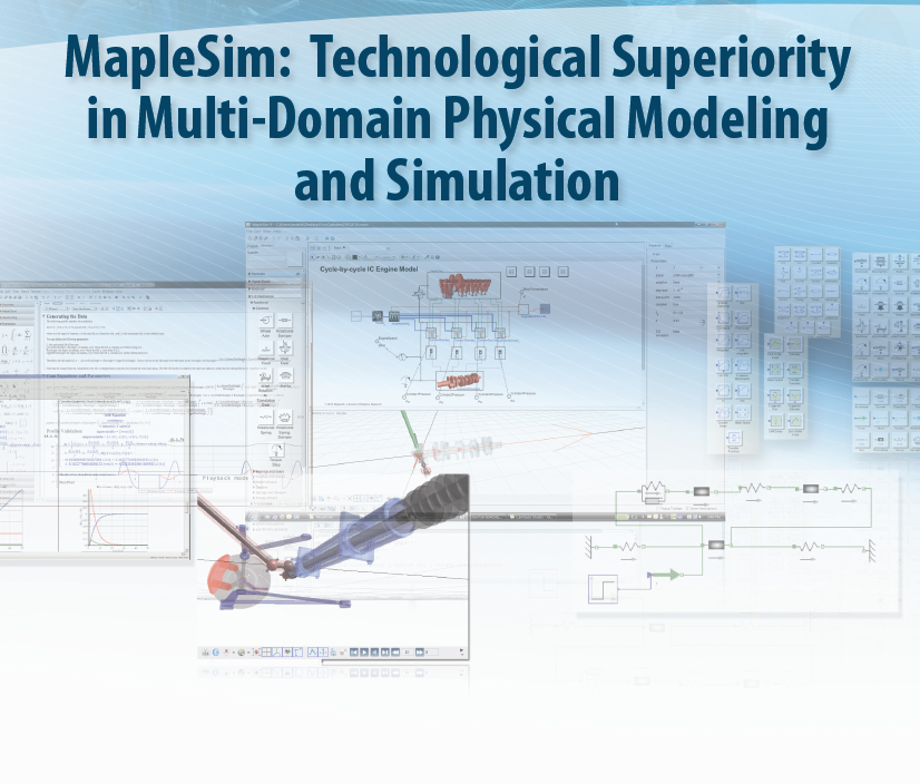 Multi-domain physical modelling and simulation