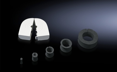 connector grommets for enclosures