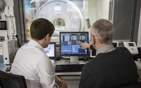 The new centre's MRI facilities will also perform conventional scanning