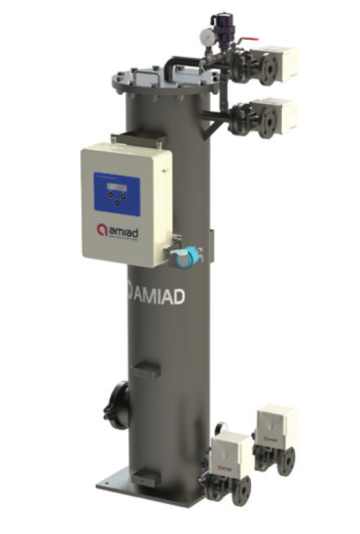 High-efficiency water filtration system DVF300 Industrial