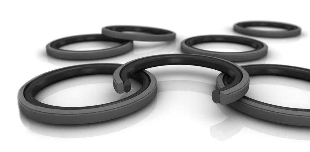 Piston seals – Turcon Glyd Ring T
