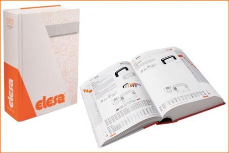 New 2017 Elesa standard industrial components catalogue