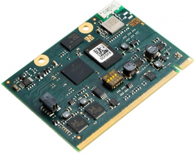 Computer on module with NXP QorlQ LS1012A processor (layerscape) copy
