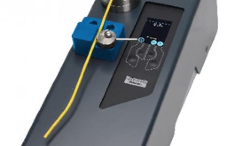 Digital wire crimp pull tester
