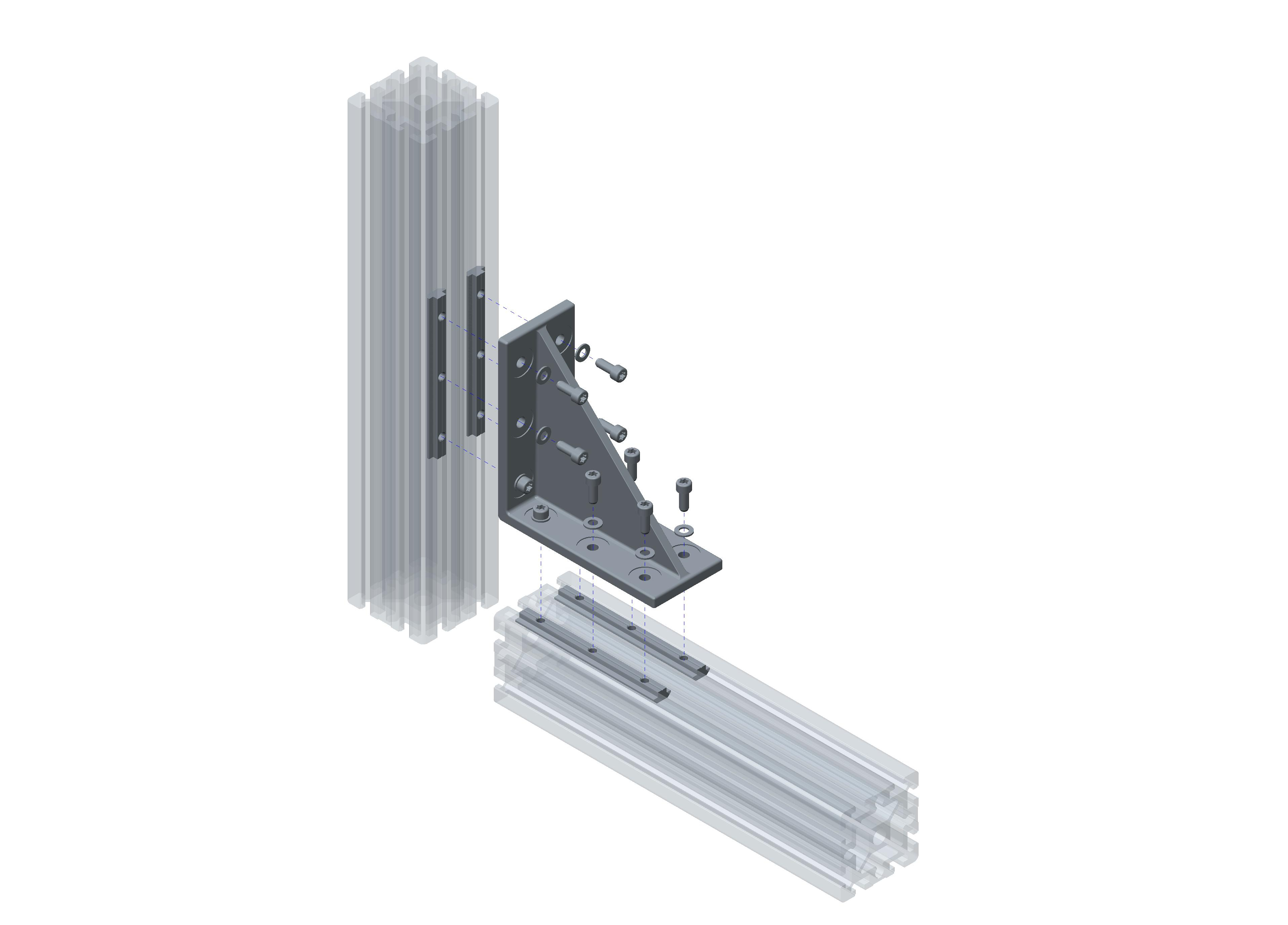 Heavy-duty connectors