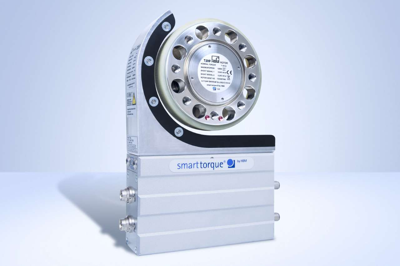 Digital torque transducer