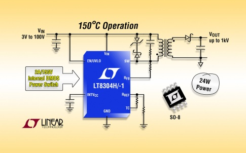 No-Opto Flyback Regulator