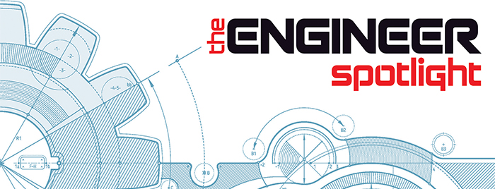 The Engineer Spotlight logo