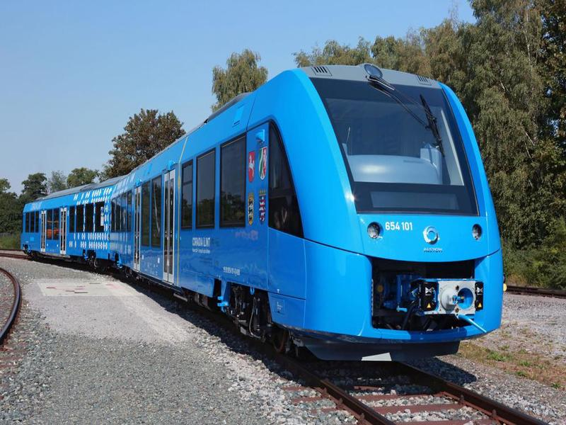 Alstom and Eversholt Rail to give hydrogen fuel boost to electric ...