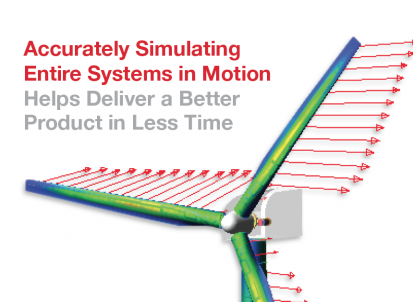 Simulating motion systems