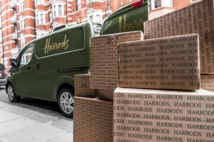Harrods goes electric with Nissan | The Engineer The Engineer