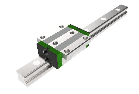 Linear recirculating ball bearing and guideway assemblies