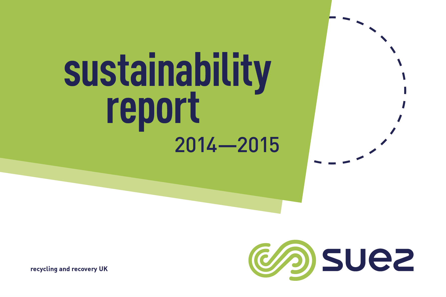Sustainability report 2014-2015
