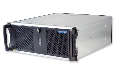 IC-445-S 4U rack-mount computer for secure applications