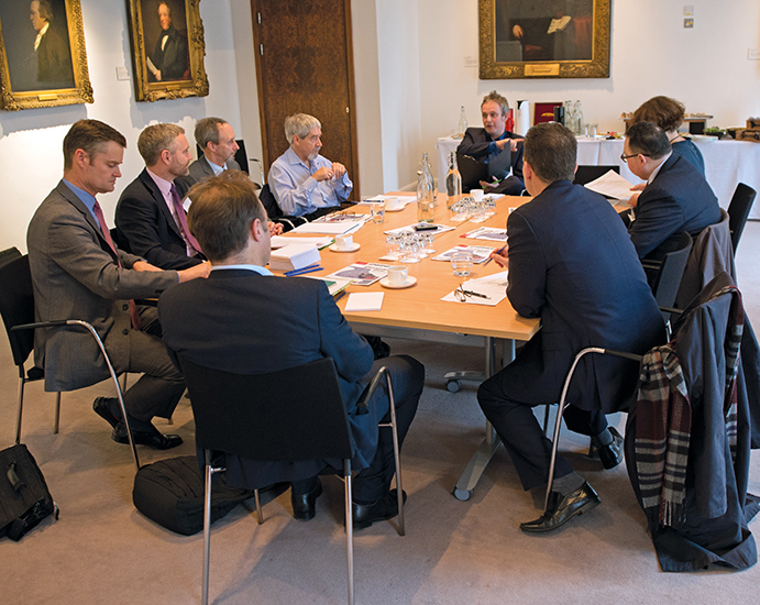 defence roundtable