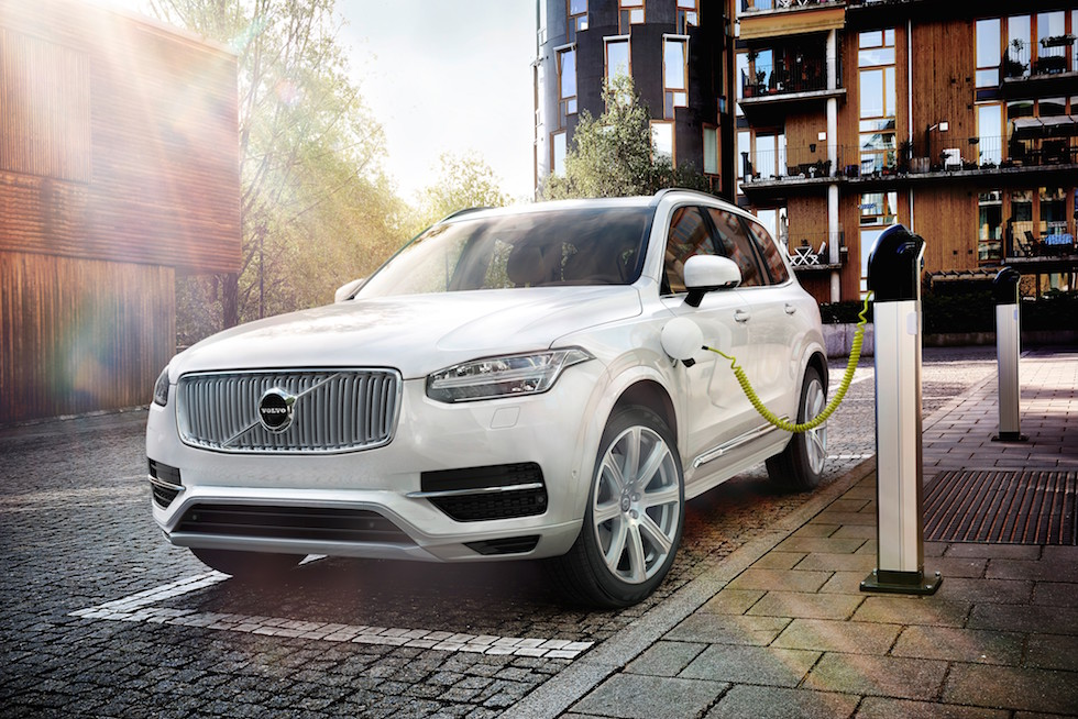 Volvo To Produce All Electric Cars In China The Engineer The