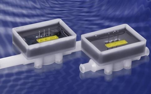 Low-power 800-series flowmeter