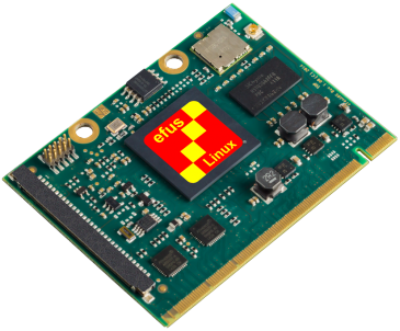 Computer on module with NXP